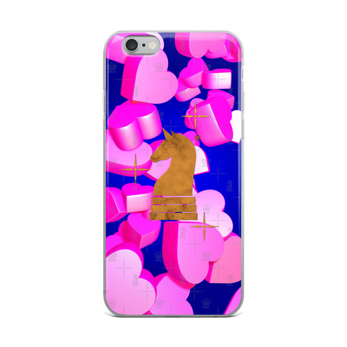 Hearts 3d Soft Pink Cake | Accessories for iPhone | iPhone Case