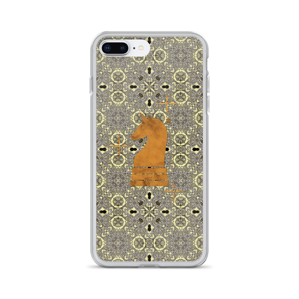 This picture show the zoom of Royal N21 | Accessories for iPhone | iPhone Case