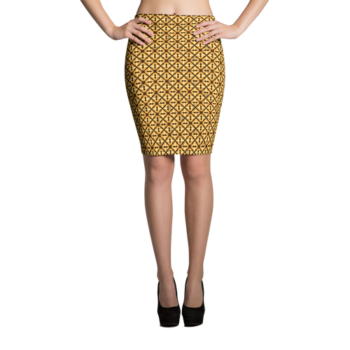 Canis Majoris | Women's Skirts | Pencil Skirt