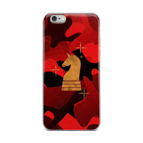 Camouflage 3d Red | Accessories for iPhone | iPhone Case