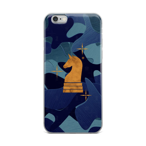 Camouflage 3d Midnight Sea | Accessories for iPhone | iPhone Case