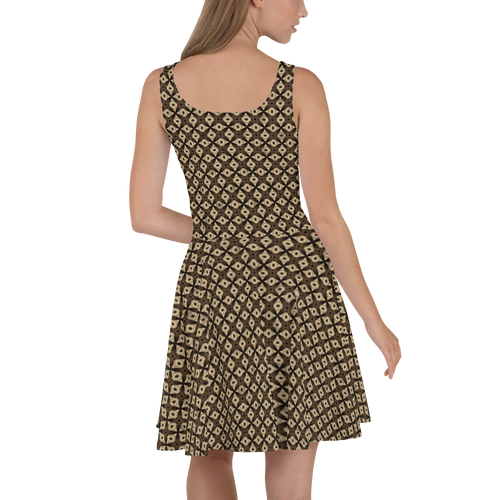 Sagittarii | Women's Dresses | Skater Dress