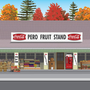 Pero Fruit Stand 1966