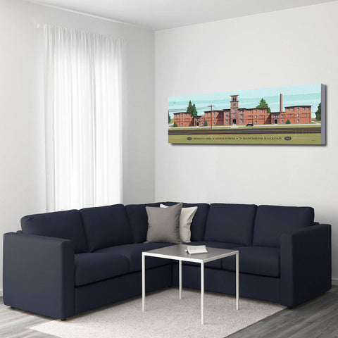Clocktower 1923 Canvas Prints