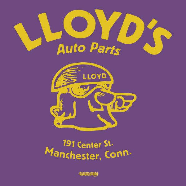 Lloyd's Auto Parts Tee Shirt (Unisex)