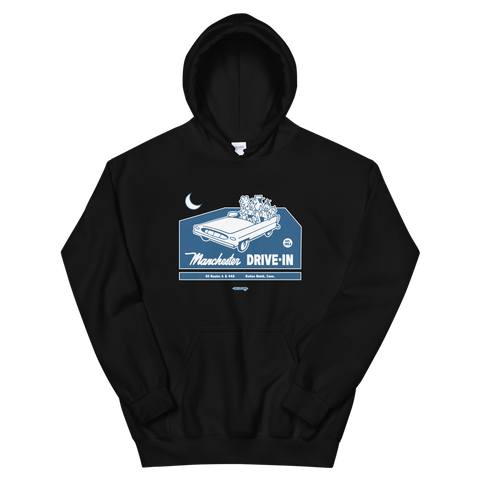 Manchester Drive-In Hoodie (Unisex)