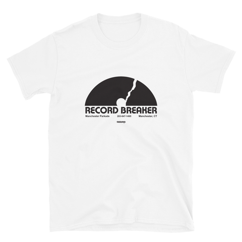 Record Breaker Tee Shirt (Unisex)