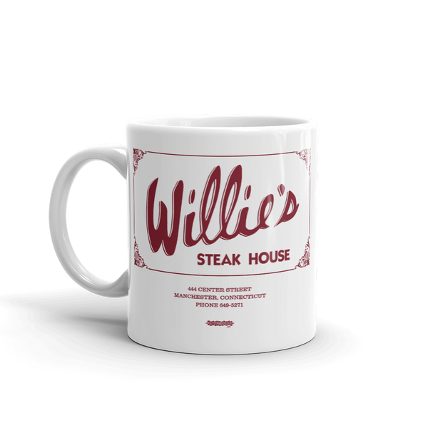 Willie's Steak House Mug