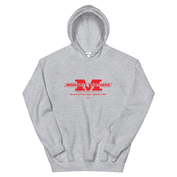 Moriarty Brothers Hoodie (Unisex)