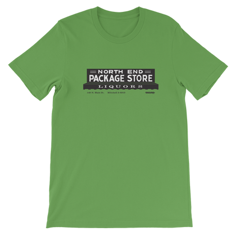 North End Package Store Tee Shirt (Unisex)