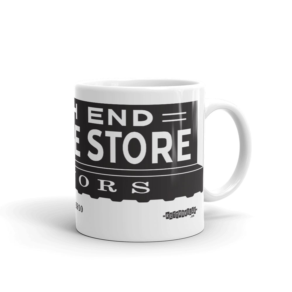 North End Package Store Mug