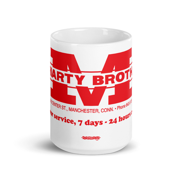 Moriarty Brothers Mug