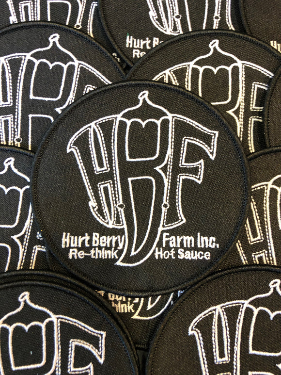 Re-think Hot Sauce Patch