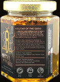 Nectar of the Gods - Chili Infused Wildflower Honey (Hot)