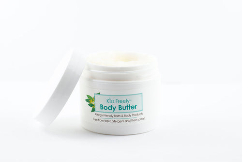 Kiss Freely Best Body Butter Ever - Orange