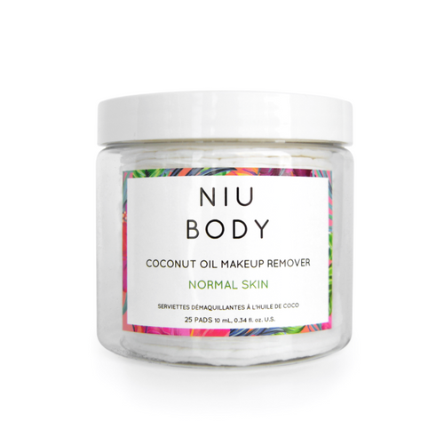 Niu Body Make-Up Removing Wipes - Normal Skin