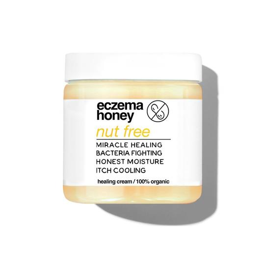Eczema Honey Nut-Free Honey Healing Cream