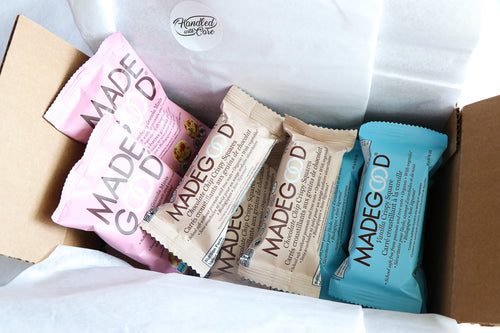 MadeGood Crispy Squares Party Pack