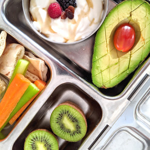 5 Tricks to Packing Your Kids Sustainable Food