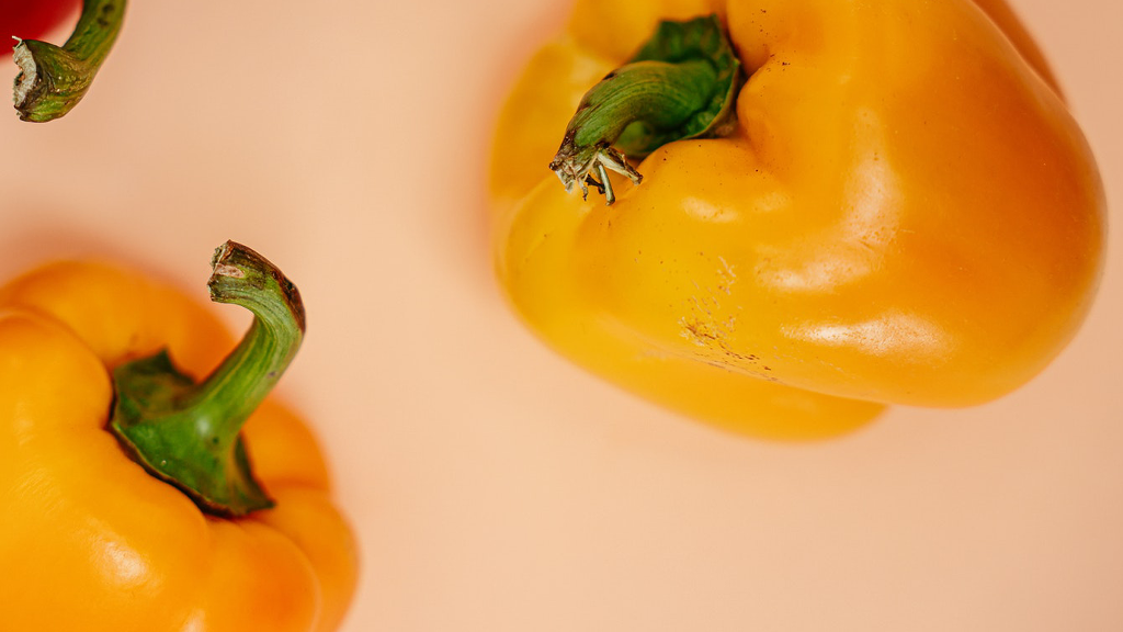 Yellow-bell-peppers