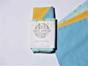 Produce Bags - Earth Warrior