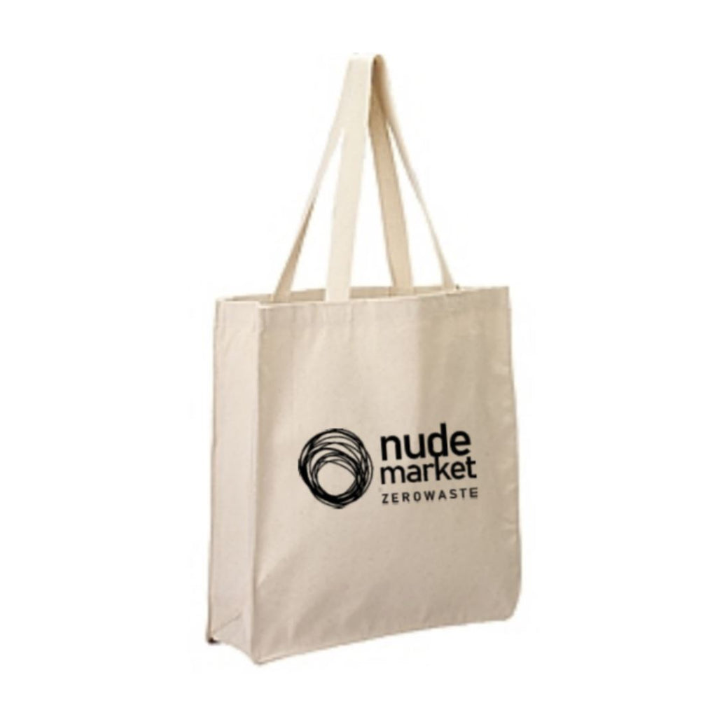 nudeMarket Canvas Tote