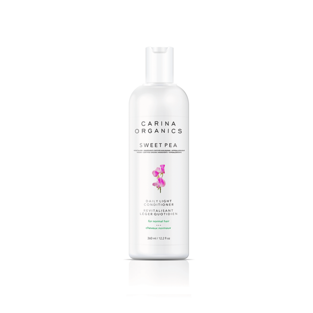 Sweet Pea Daily Light Conditioner  – Carina Organics