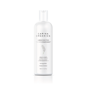 Unscented Daily Light Conditioner – Carina Organics