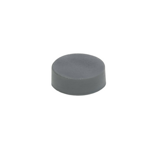 Black solid conditioner bar on white background.
