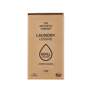 Liquid Laundry Detergent - The Unscented Company