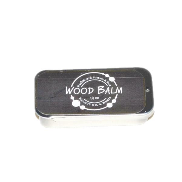 Wood Balm - razor handle conditioner