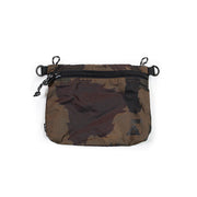 Poler Biggie Stuffable Pouch (Olive Furry Camo)