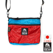 Granite Gear Hiker Satchel - Blueberry / Red