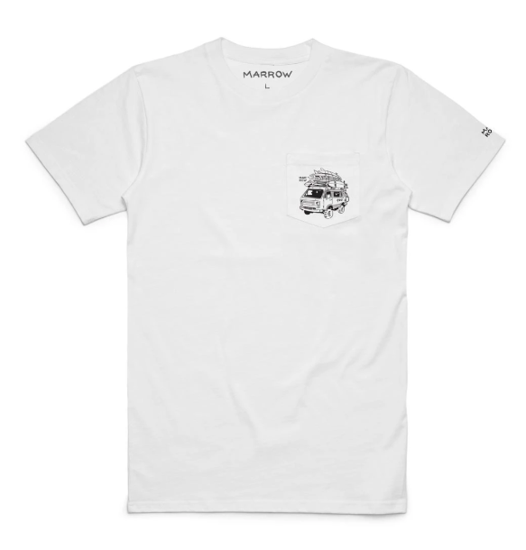 Marrow California Vanny Surfari Tee