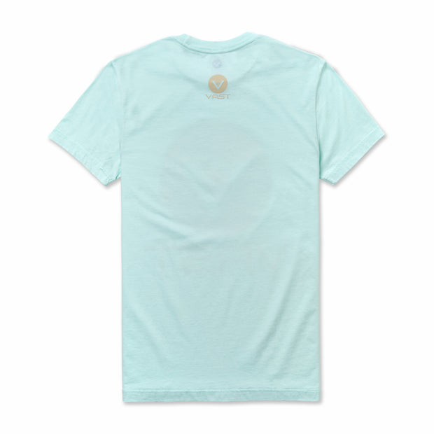 穿上Vast,衝去淨灘|Gradient Front T-shirt -  Ice