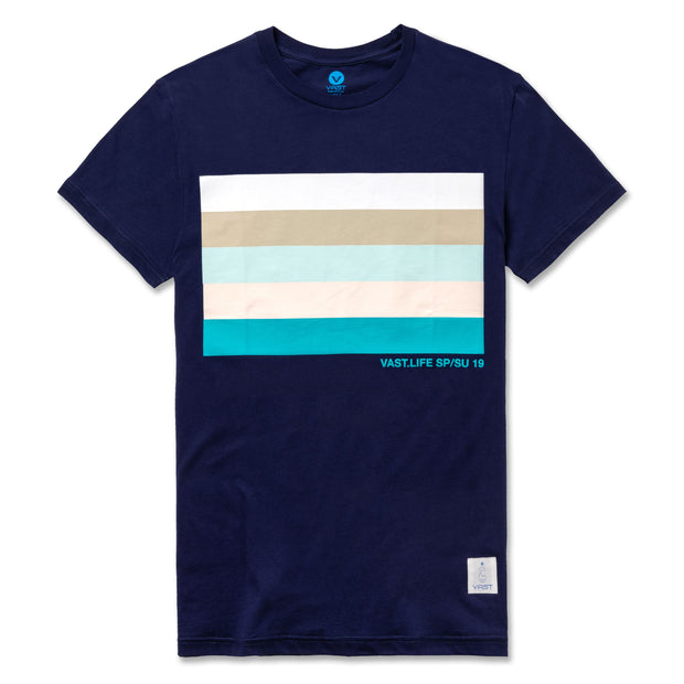 Vast Blocks Tee