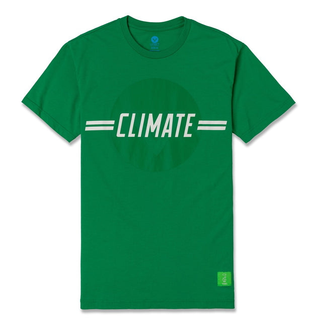 Vast Climate Change Tee - Green