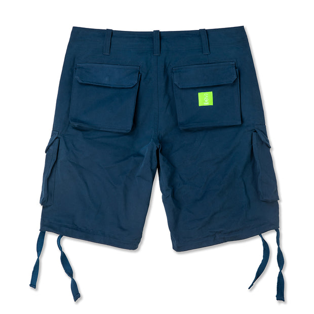 Vast Military Cargo Short - Navy