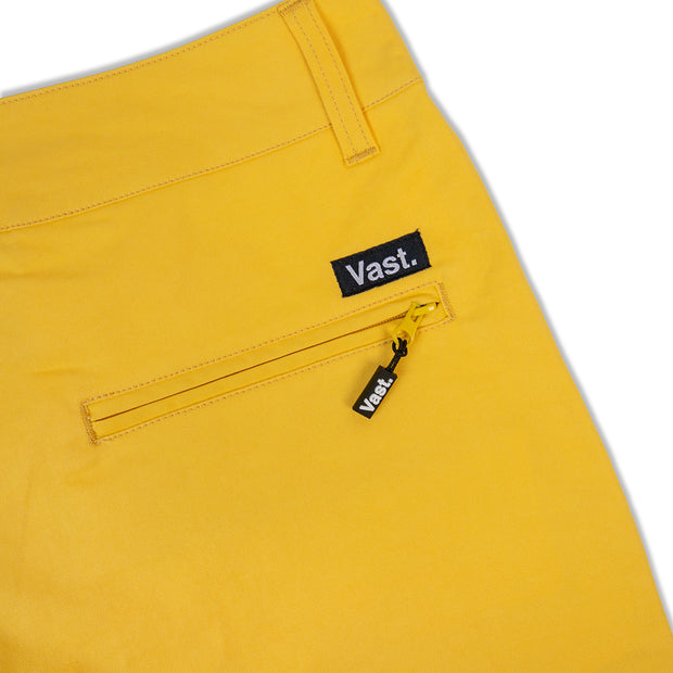 Vast Walk Short - Yellow
