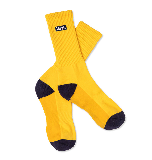 Vast Banana Socks