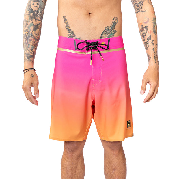 Vast Neon Revolt Gold Series BoardShort