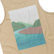 Vast River Tank Top - Tan
