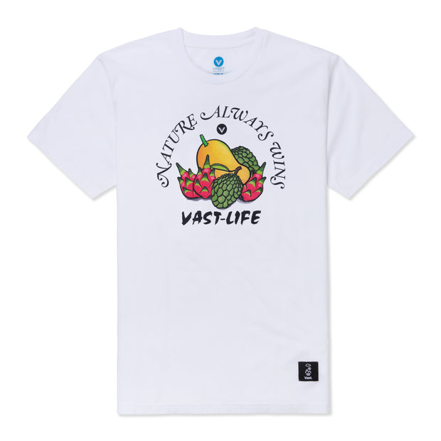 FRUITS TEE- WHITE