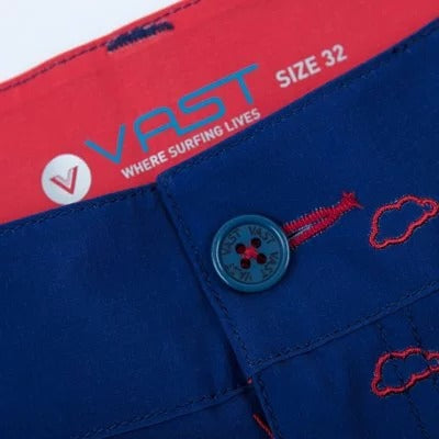 Vast N.A.W. Icons Repeat Walk Shorts