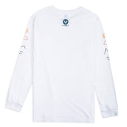 Vast Elements Long sleeve  - White