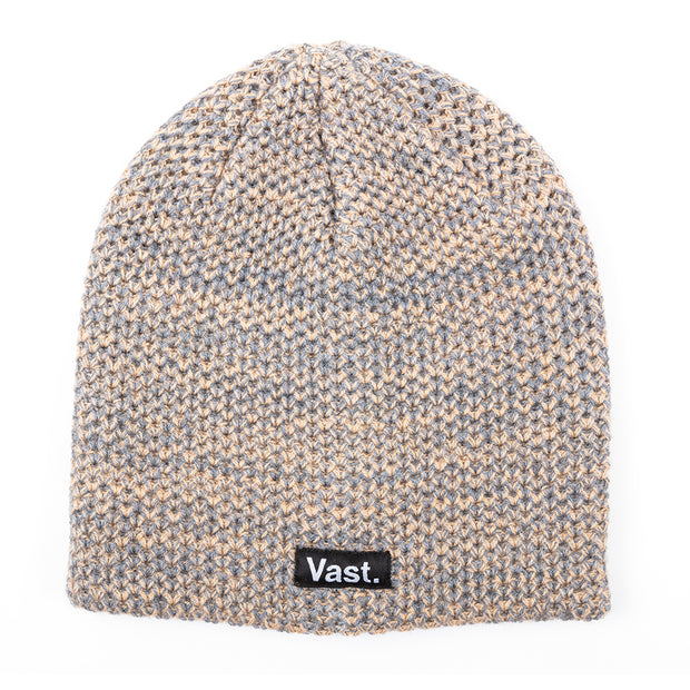 Vast Speckled Beanie - Almond