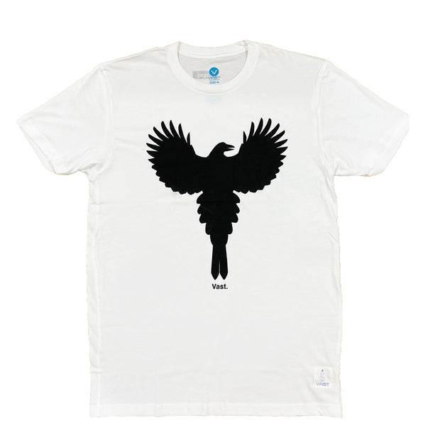 (TW Only) Magpie Tee - White