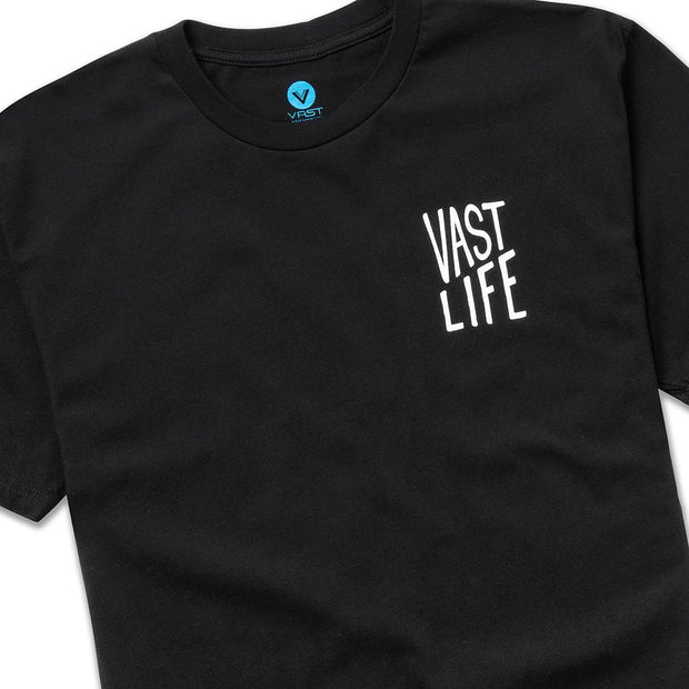Vast Ascend Tee - Black