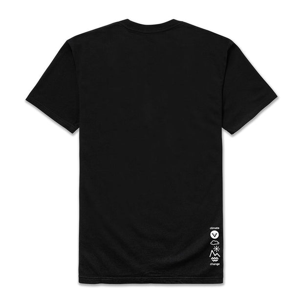 Vast Splat Tee - Black