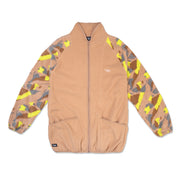 Vast Puffy Sherpa Jacket - Hazelnut Multi